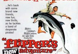 Flipper - US Poster