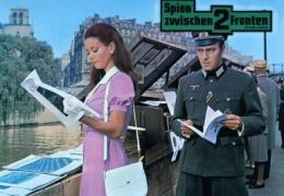 Spion zwischen zwei Fronten
