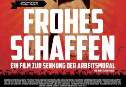 Frohes Schaffen - Plakat