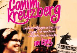 Canim Kreuzberg - Poster