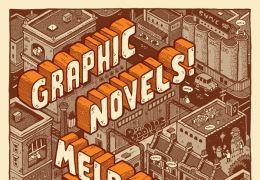 Graphic Novels! Melbourne!