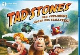 Tad Stones und das Geheimnis von König Midas 3D - Logo