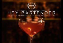 Hey Bartender - Poster