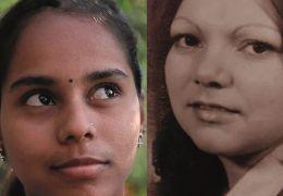 Chellaponnu - Nette Mädchen Indien 2011 - Schwaben 1960