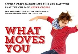 What moves you? - Plakat