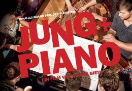 Jung & Piano - Grand Prix der Pianisten