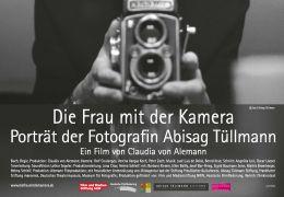 Die Frau mit der Kamera - Portrait der Fotografin...lmann