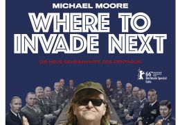 Michael Moore - Where to invade next