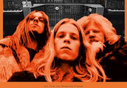 Tangerine Dream - Revolution of Sound.