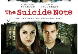 Suicide Note Falscher Verdacht