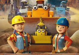 Bob der Baumeister und die großen Maschinen