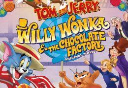Tom und Jerry: Willy Wonka und die Schokoladenfabrik