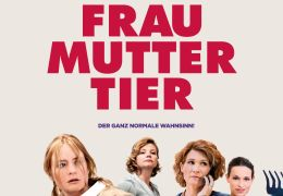 Frau Mutter Tier