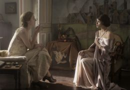 Vita & Virginia - Virginia Woolf (Elizabeth Debicki,...r.)