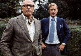 Mord mit kleinen Fehlern - Laurence Olivier und...Caine