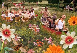 Von Bienen und Blumen