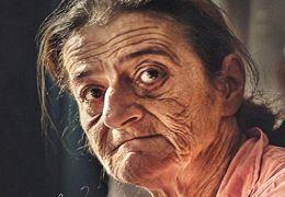 A woman captured - Eine gefangene Frau