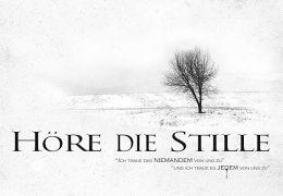 Höre die Stille - Die Schrecken des Krieges