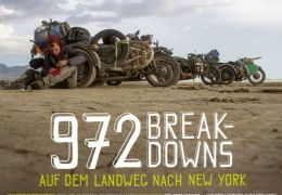 972 Breakdowns   Auf dem Landweg nach New York