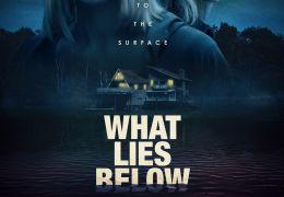What lies below