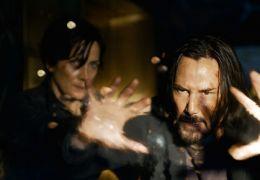 Matrix Resurrections - Keanu Reeves