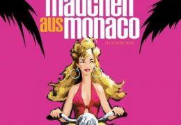 Das Mädchen aus Monaco - Filmplakat