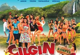 Cilgin Dersane - Die verrückte Klasse im Camp - Poster