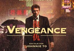 Vengeance - DVD-Cover