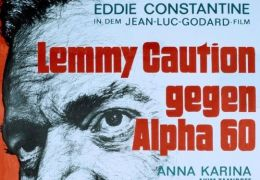 Poster - Lemmy Caution gegen Alpha 60