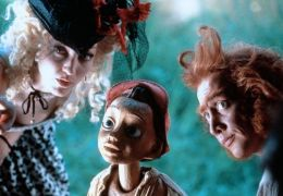 Bebe Neuwirth, Puppe, Rob Schneider - Die Legende von...cchio