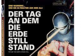 Der Tag an dem die Erde still stand - DVD-Cover