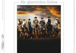 Die glorreichen Sieben - DVD-Cover United Artists Edition