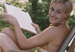 Tania (Cécile de France) entwirft Sportmode